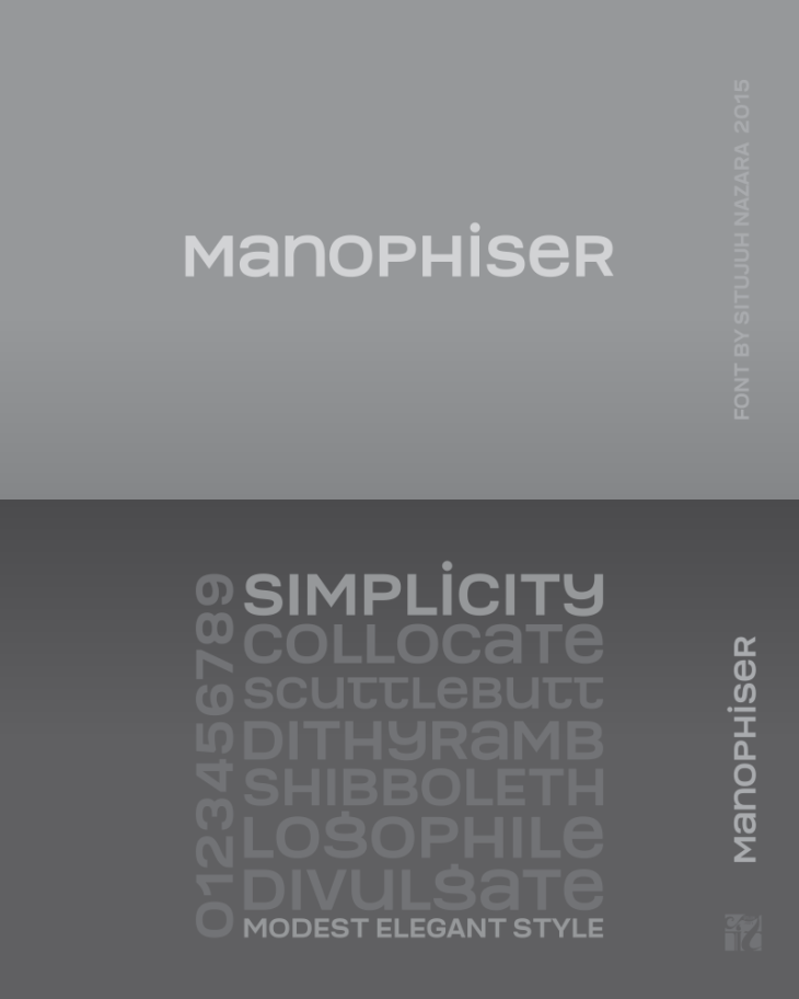 Monophiser Font Pic2