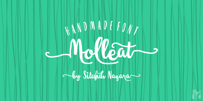 molleat-font-by-situjuh-nazara