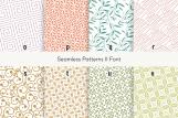 Seamless Pattern II Illustration_6