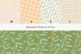 Seamless Pattern II Illustration_7