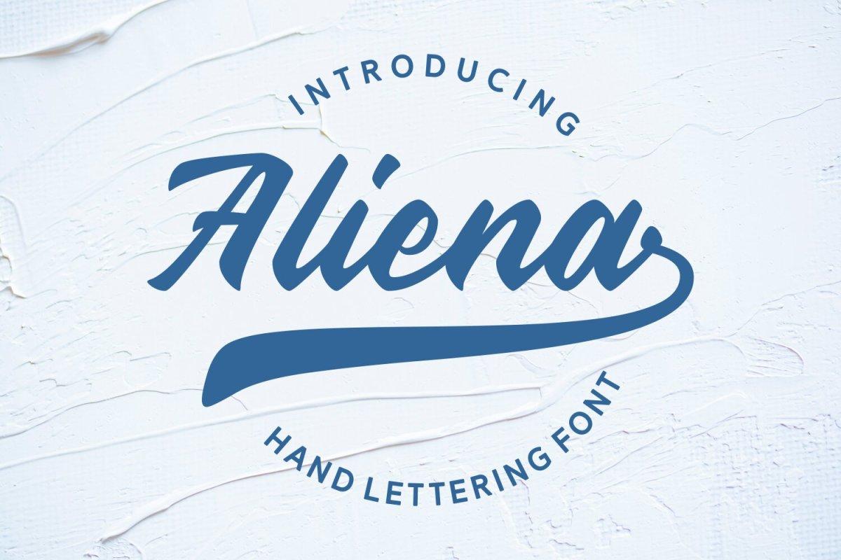 Aliena Font